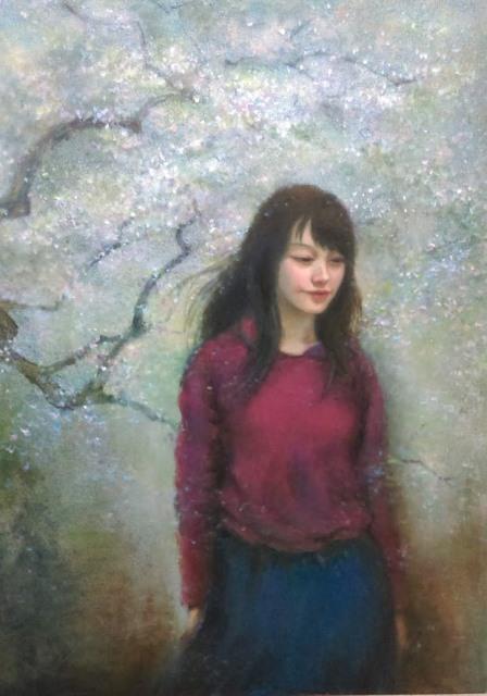 油彩表現下的文學意境-陳泠創作個展 的推廣活動宣傳圖片