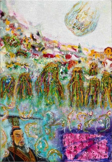 台灣五月畫會63週年聯展