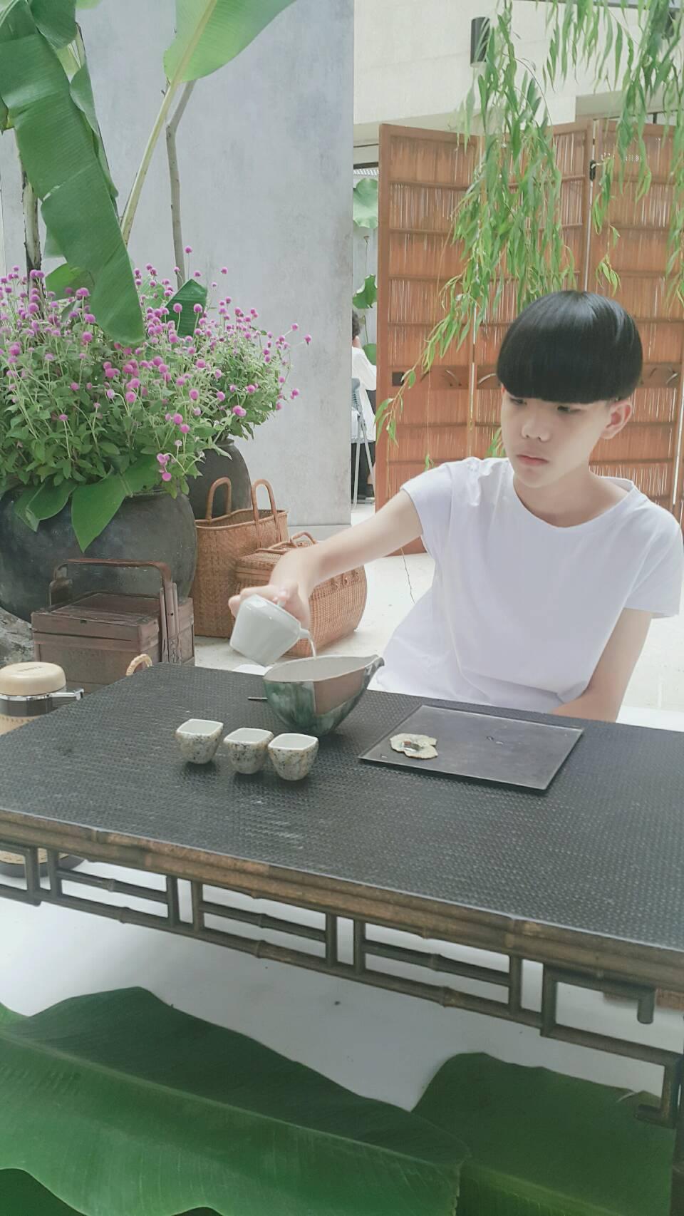 品茗‧茶藝競賽‧創意茶席