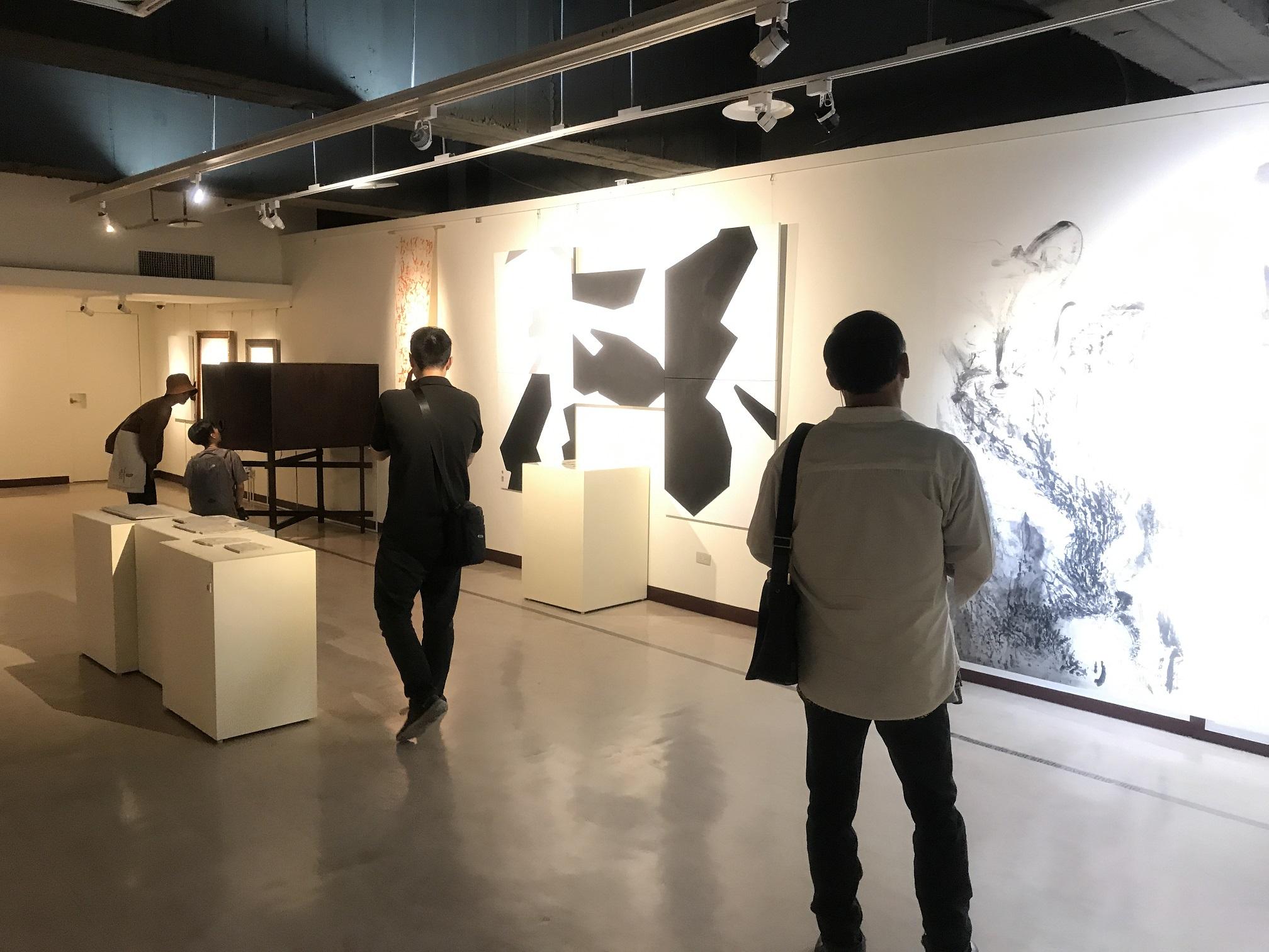 2019藝術新聲─十一校12系畢業生推薦展 活動剪影2