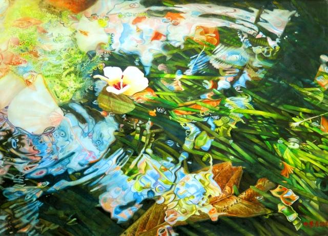 申學彥收藏記憶水彩個展 的推廣活動宣傳圖片