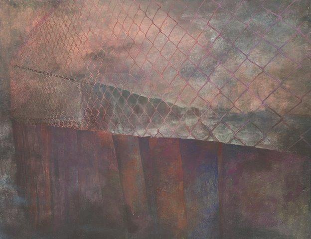 層疊潛域-林子瑜膠彩創作展 的推廣活動宣傳圖片