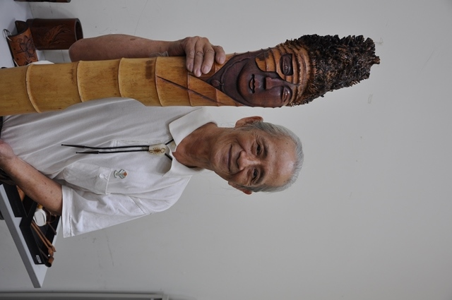 陳春明傳統竹雕師生聯展 的推廣活動宣傳圖片